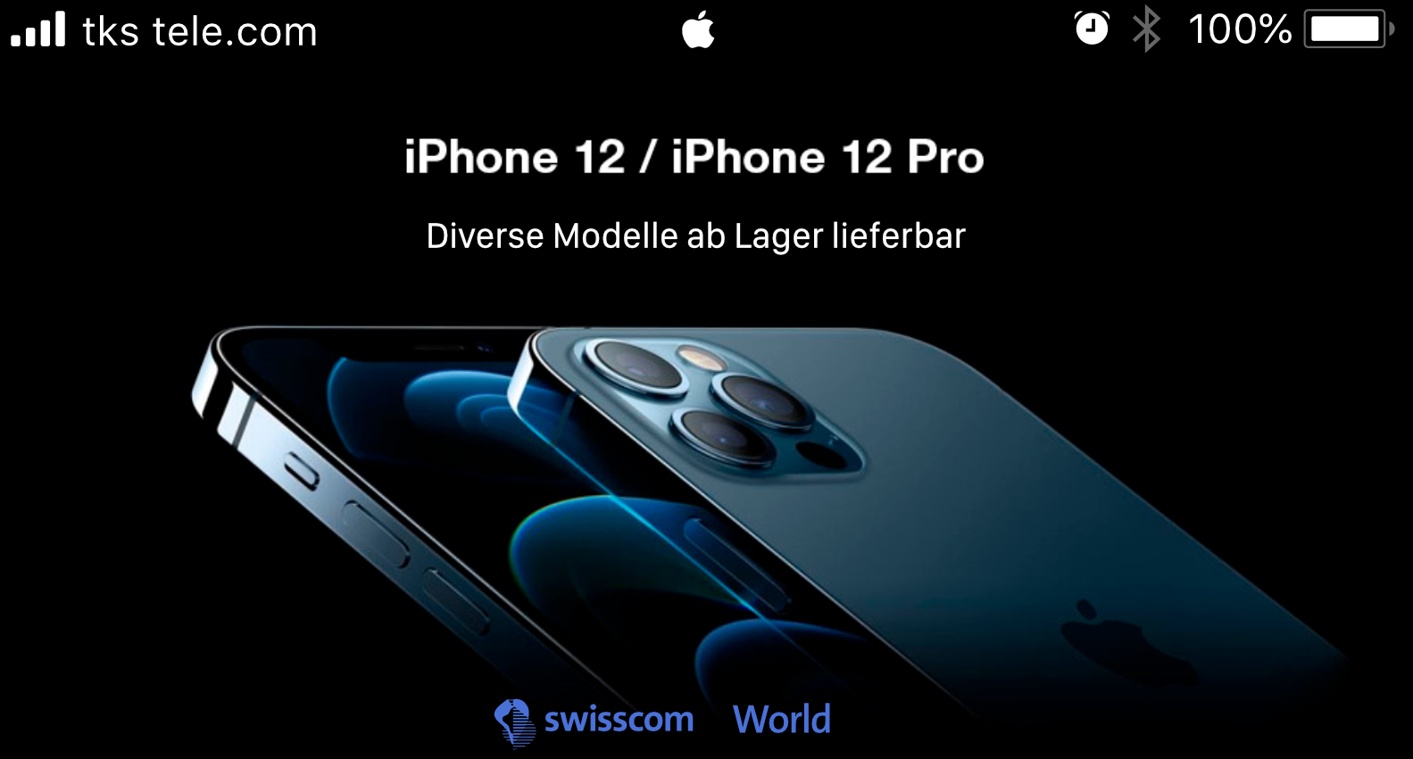 iphone 12 PRO, diverse Modelle ab Lager lieferbar
